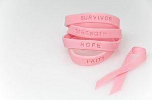 pink breast cancer bracelets